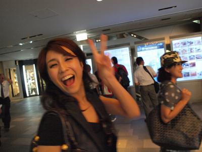 东京的摄影师的优雅的一日 8月7日(星期四) 1598_b0069507_5432280.jpg