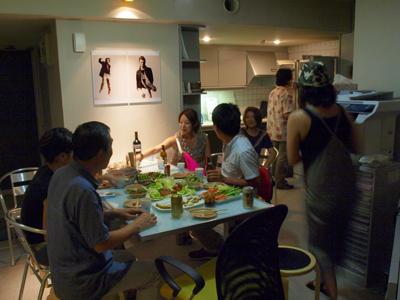东京的摄影师的优雅的一日 8月7日(星期四) 1598_b0069507_6205755.jpg
