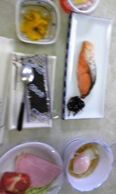朝食~!_e0114246_203352.jpg
