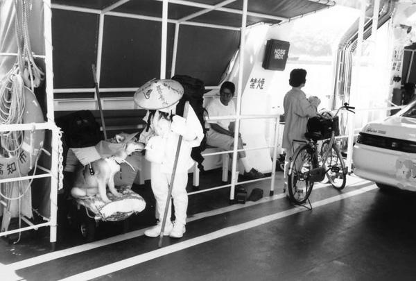 第8話 ヘロヘロ遍路 ~2001年夏の旅【前半】_c0049299_15582474.jpg