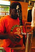 地ビール工場の美味しい生ビール Brooklyn Brewery_b0007805_23544731.jpg