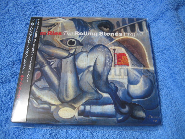 TIM RIES / THE ROLLING STONES PROJECT (SACD-HYBRID)_c0065426_16132058.jpg