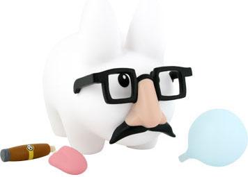 5inch Labbit Series 2-Groucho by Kozik_e0118156_222946100.jpg