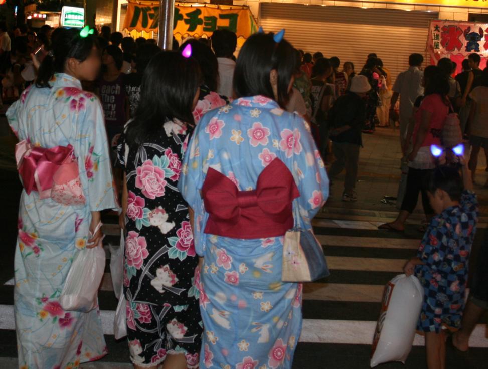 お祭りの流行りもの          上福岡七夕祭り その4_a0107574_12534244.jpg