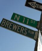 地ビール工場の美味しい生ビール Brooklyn Brewery_b0007805_0103915.jpg