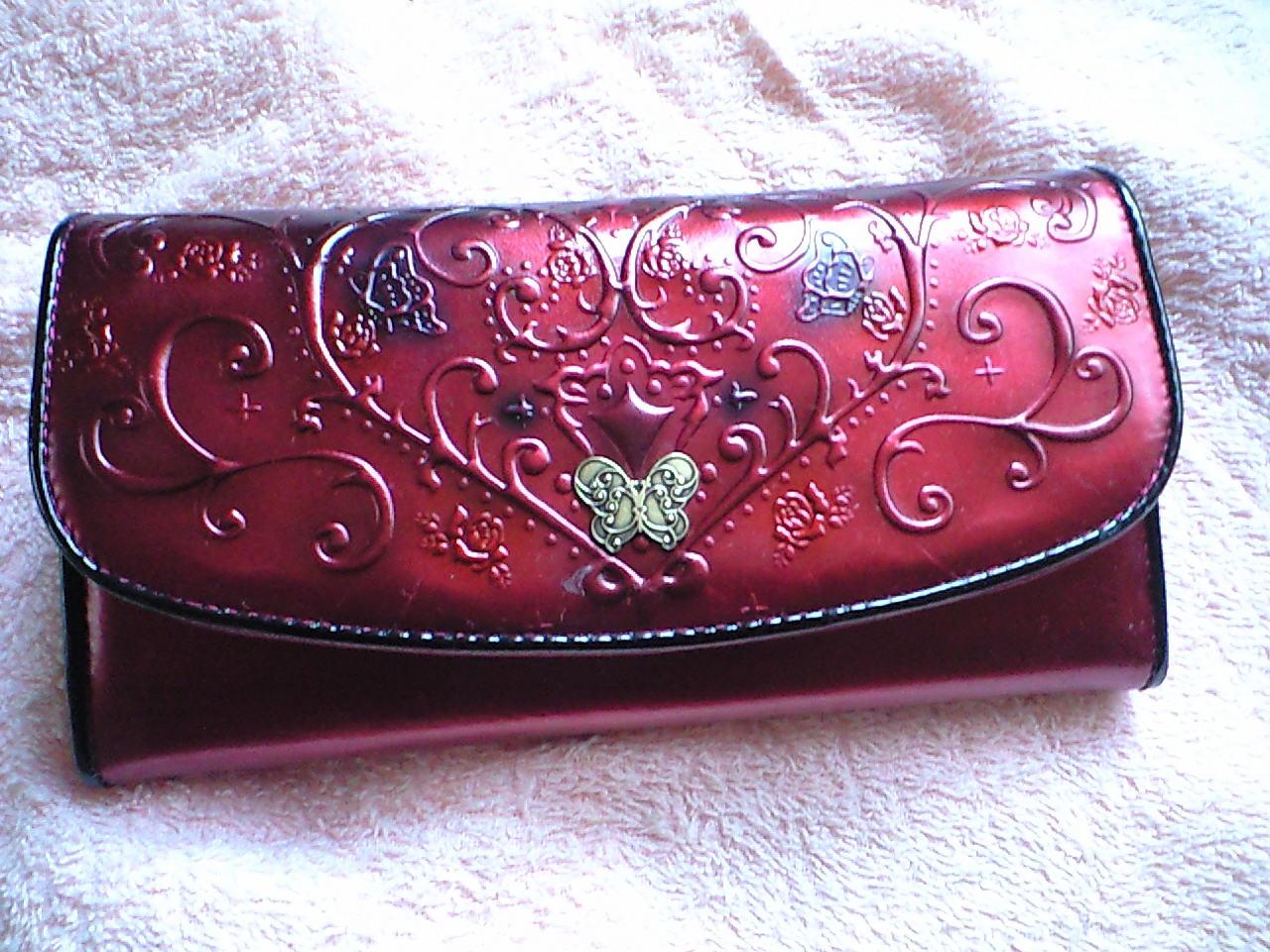best service 59df7 88f0b ANNA SUI 財布 : 彼女へのプレゼント、何をあげたら喜ぶ ...