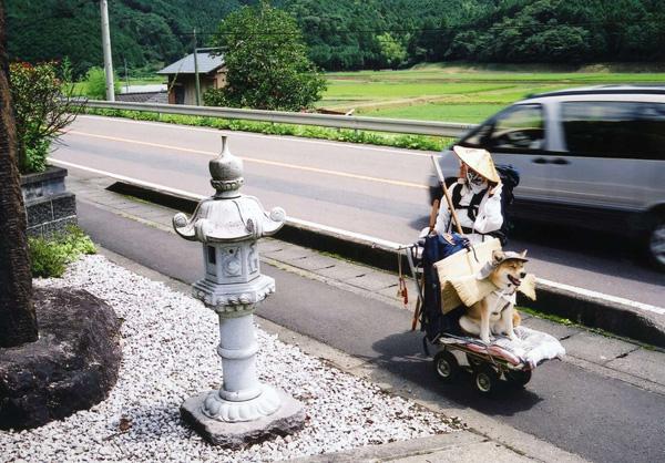 第8話 ヘロヘロ遍路 ~2001年夏の旅【後半】_c0049299_16161311.jpg