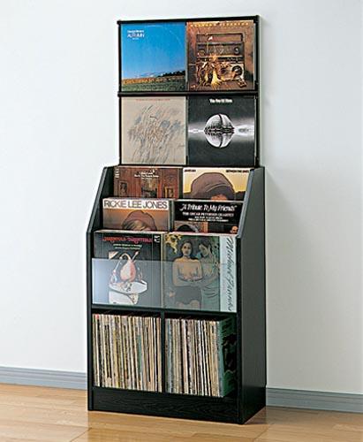 LPS710 [LPストッカー 280枚] 収納枚数:LP280枚 共通... レコードラック
