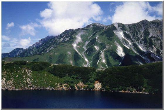 夏の立山連峰(ストックより投稿)_d0123528_10382377.jpg