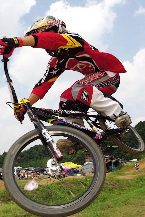 2008緑山8月定期戦の風景..._b0065730_12452520.jpg
