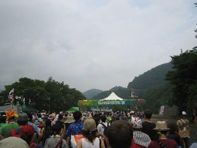 FUJI ROCK FESTIVAL '08 1日目 ライブレポート_b0159588_17305999.jpg