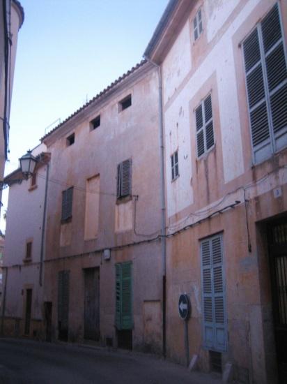 Mallorcaの思い出 15 アルタの町で見かけた扉_b0064411_1535182.jpg