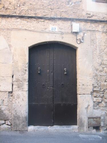 Mallorcaの思い出 15 アルタの町で見かけた扉_b0064411_1542085.jpg