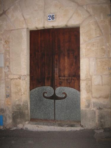 Mallorcaの思い出 15 アルタの町で見かけた扉_b0064411_1544193.jpg