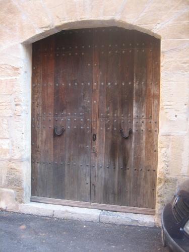 Mallorcaの思い出 15 アルタの町で見かけた扉_b0064411_15594.jpg