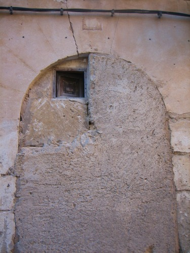 Mallorcaの思い出 15 アルタの町で見かけた扉_b0064411_1561314.jpg