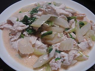 鶏ささみとセロリの明太マヨ和え_c0025217_20431512.jpg