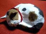 熊谷守一の猫が張り子のモデル?_a0033474_4104154.jpg