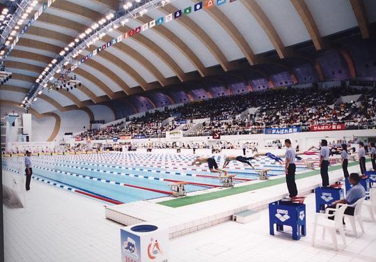 静岡県富士水泳場とスポーツコンベンション_f0141310_23175125.jpg