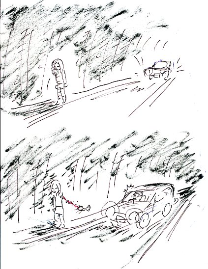 ひきずる女~路傍の情景_b0116271_0472395.jpg