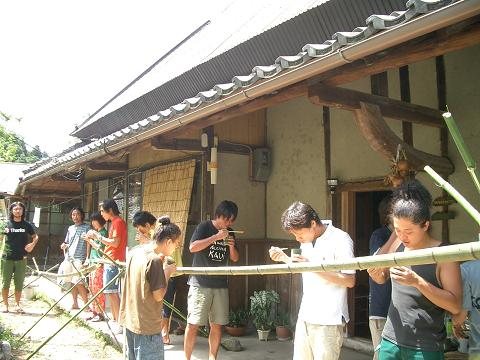8月17日日曜日 千早夏祭り〜_e0111396_16543548.jpg