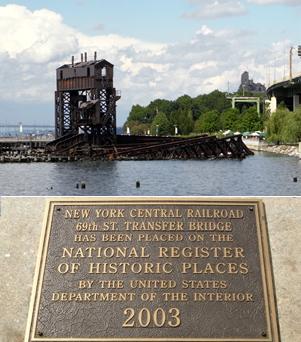再開発の中にある歴史 Riverside Park_b0007805_9423981.jpg