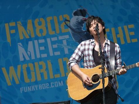 FM802 MEET THE WORLD BEAT 2008 ライブレポート_b0159588_1829960.jpg