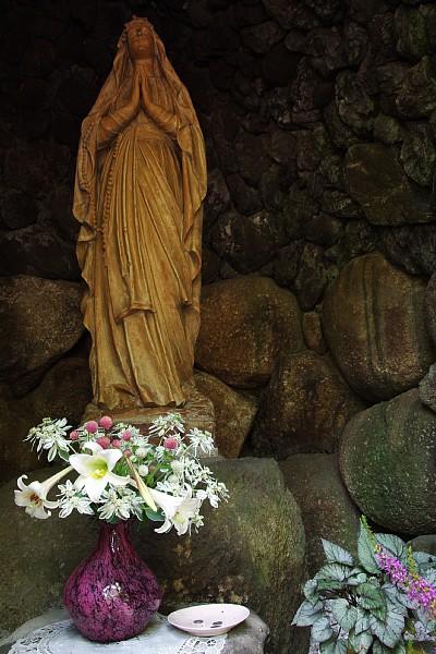 2008年8月15日 神言会  多治見修道院にて_b0134829_15383850.jpg