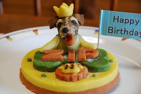 バースデーケーキ その3_c0099133_15462173.jpg