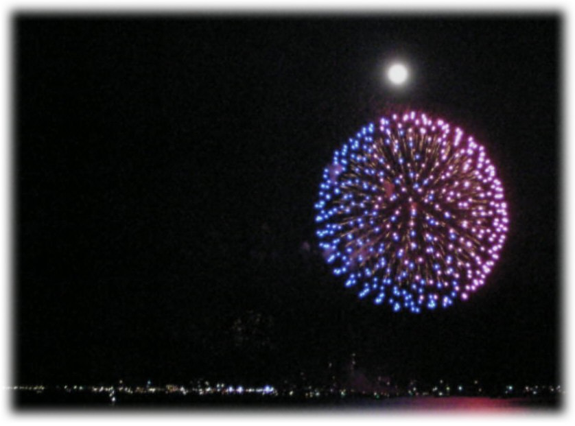 特別な花火大会。_e0116563_2047752.jpg