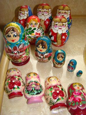 ロシア土産_a0047200_21334731.jpg