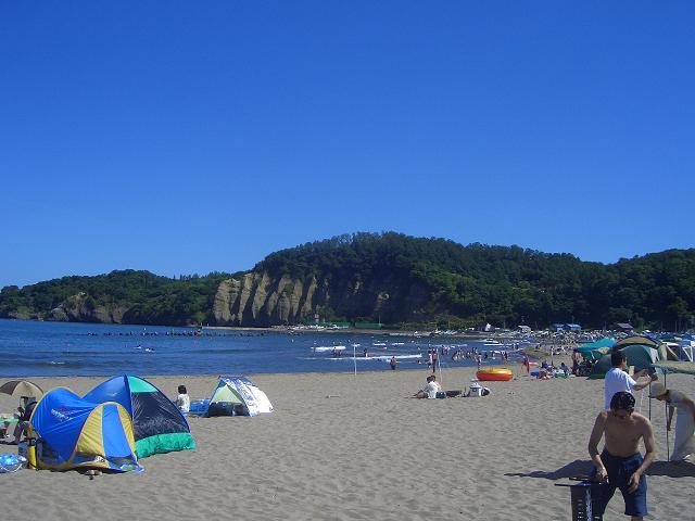 夏だ!アメ車だ!海だ!_c0118011_17333732.jpg