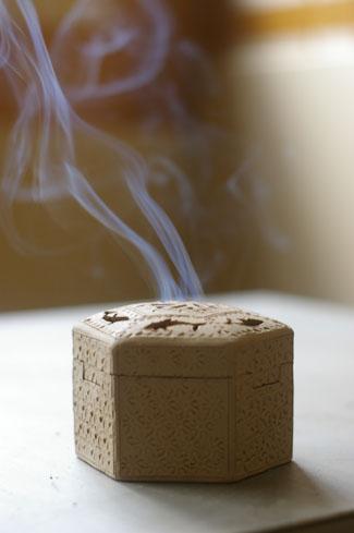 香炉のテスト。_d0034025_21524863.jpg