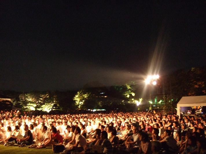 岡山幻想庭園ライブ。_f0056929_1561592.jpg