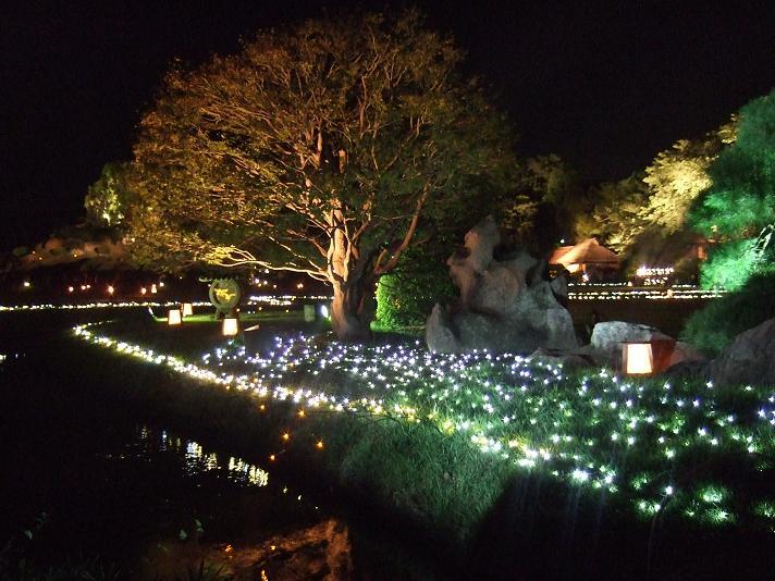 岡山幻想庭園ライブ。_f0056929_1563021.jpg