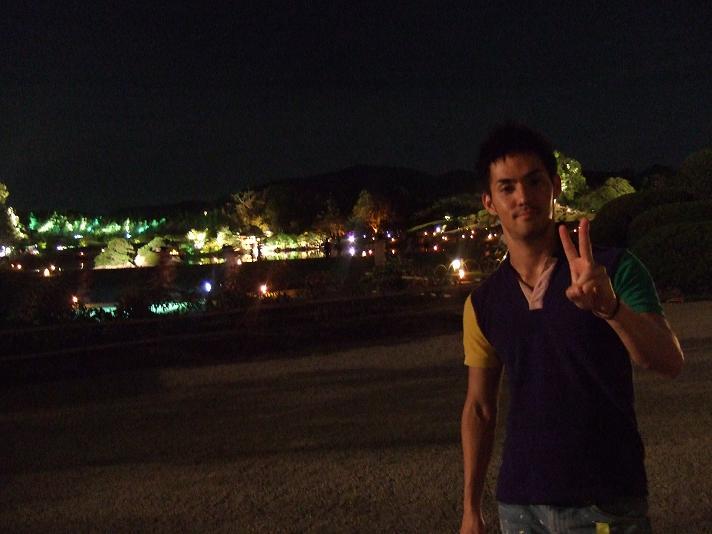 岡山幻想庭園ライブ。_f0056929_156435.jpg