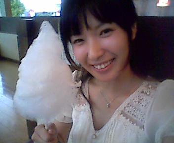 綿菓子作ったど~_e0114246_20522379.jpg