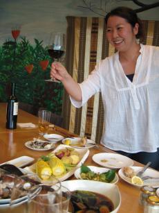 いつもと違うレストランで・・・_b0060363_143913100.jpg