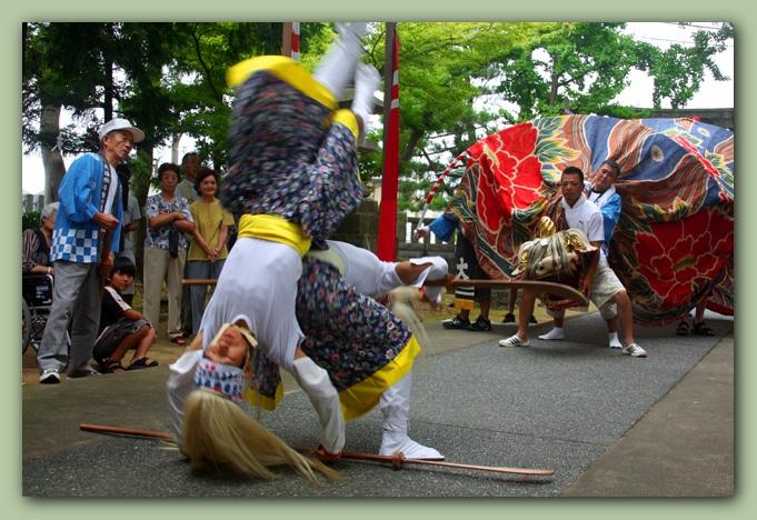 大場獅子舞保存会_f0079990_11193193.jpg