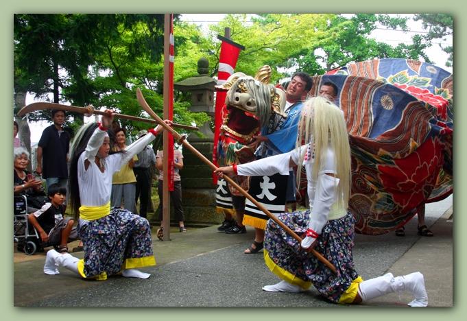 大場獅子舞保存会_f0079990_11194035.jpg