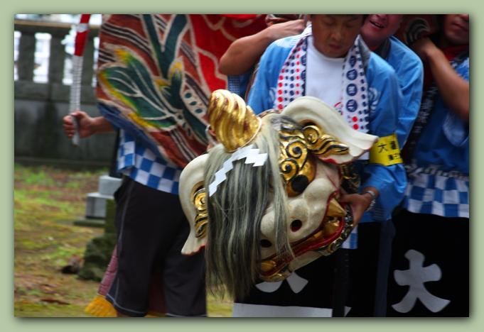 大場獅子舞保存会_f0079990_1119972.jpg