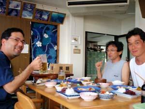8月16日 今夜の夕食♪_b0158746_917370.jpg