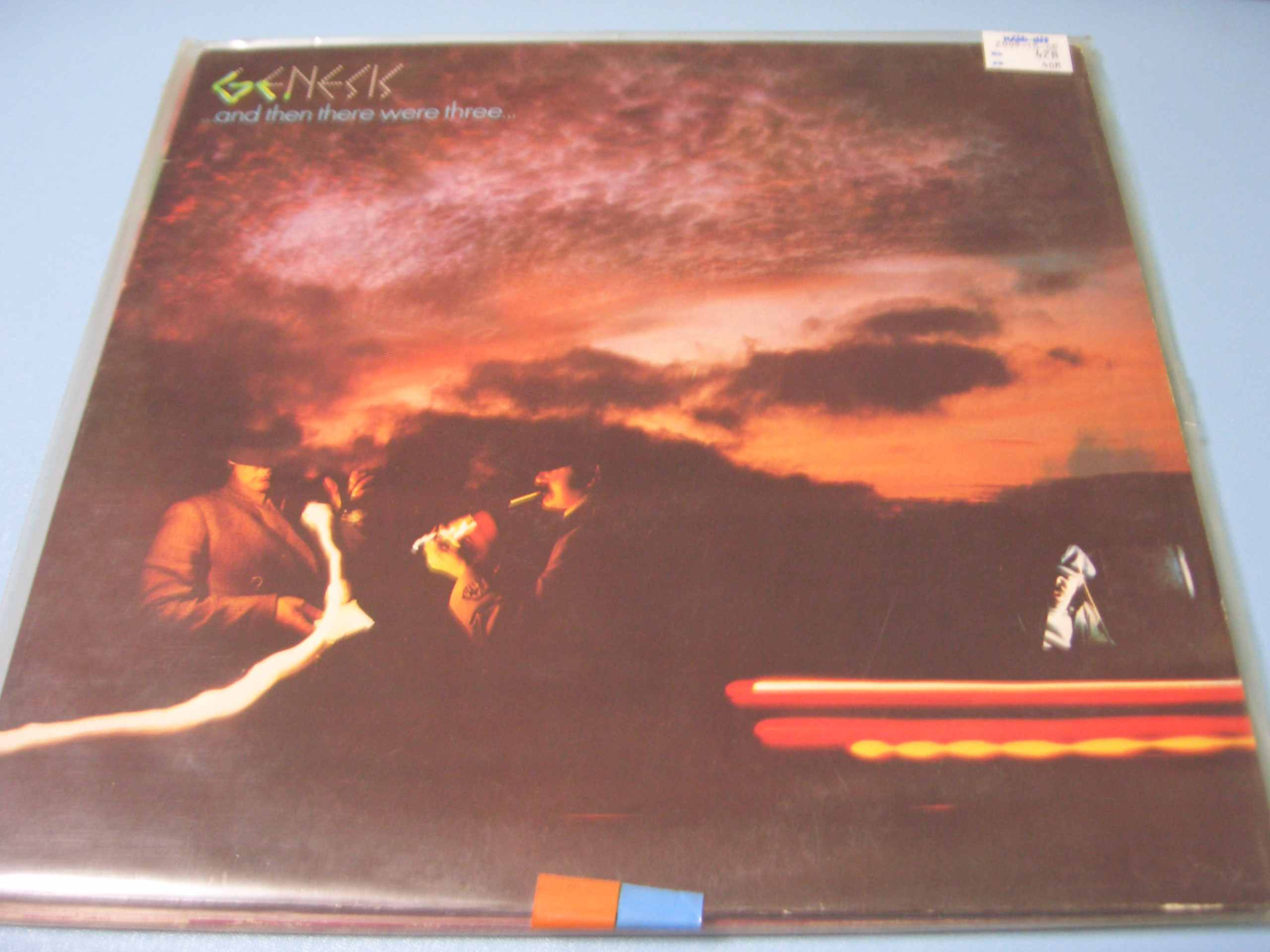 Genesis / And Then There Were Three_c0062649_093054.jpg