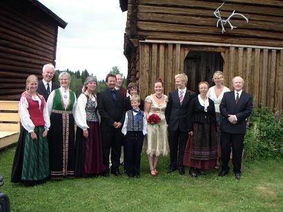 ノルウェーの結婚式_c0166264_9491926.jpg