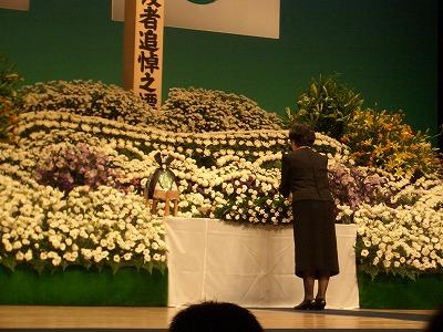 平成20年度富士市戦没者追悼式_f0141310_0535512.jpg