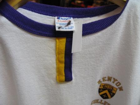 80'S チャンピオン Tシャツ ちょこチン付_c0144020_13581937.jpg