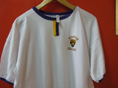80'S チャンピオン Tシャツ ちょこチン付_c0144020_1358338.jpg