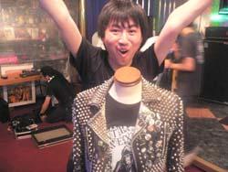 """08月16日(土) \""""DAN-DOH RECORDS\"""" Presents FREE LIVE!! [ KA-KAMI FOREVER!! 2008 ]_f0004730_1725272.jpg"""