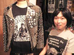 """08月16日(土) \""""DAN-DOH RECORDS\"""" Presents FREE LIVE!! [ KA-KAMI FOREVER!! 2008 ]_f0004730_17271226.jpg"""