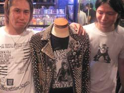 """08月16日(土) \""""DAN-DOH RECORDS\"""" Presents FREE LIVE!! [ KA-KAMI FOREVER!! 2008 ]_f0004730_1727643.jpg"""